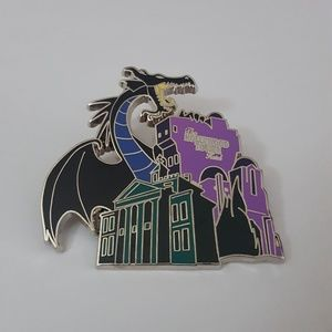 Disney Maleficent Tower of Terror Villain Pin